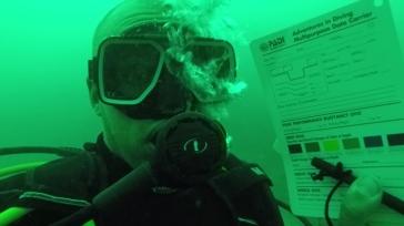 Advanced Diver.