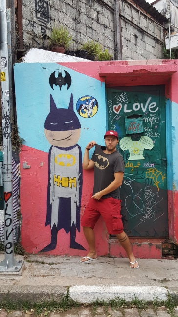 Baco de Batman.