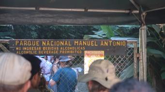 Manuel Antonio.