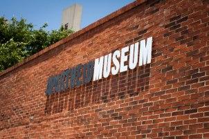 Apartheid museum.